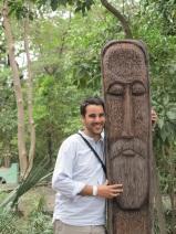 Turisme el primer mes. Santo Domingo.