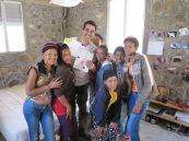 Les estudiants d'Aventura!