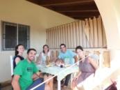 Benicarlandos pel món! En Andrea i Agustín a Bayahibe!
